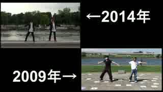 【5年】Bad Apple!!比較してみた【38】