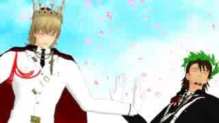 【MMD】バニと雪の王子様☆ thumbnail