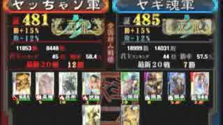 三国志大戦3 頂上対決 2014/8/9 ヤッ