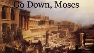 [English Vocaloid] Go Down, Moses : Arr