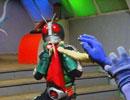 仮面ライダー 第29話「電気怪人クラゲダール」