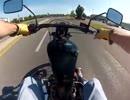 V2 ターボディーゼルエンジンバイク