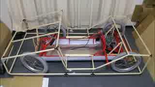 人が乗れる電気自動車を作ってみた