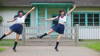 【真ん中誕生日に】 Sweetiex2 踊ってみた