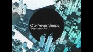 [REFLEC BEAT groovin'!!] City Never Sle