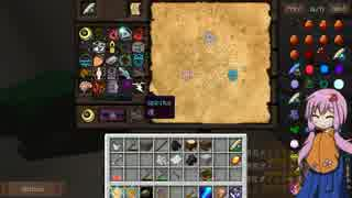 【Minecraft】剣と魔法が交差する世界で P