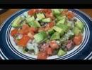 アメリカの食卓 359 夏のステーキ、カルパッチョ風を食す!