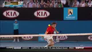 【テニス】ロジャー・フェデラーの天才的
