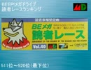 BEEP!メガドライブ 読者レース511位~520位(最下位)