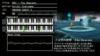 【DQX】DRAGON QUEST X on ファミコン音源~テスト公開版