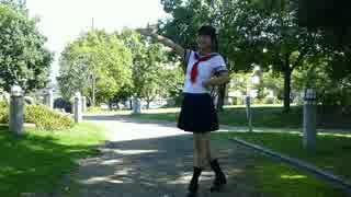【月浪】『金曜日のおはよう』踊ってみた【15歳!】