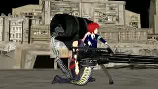 【MMD】M61バルカン