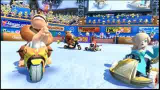 【WiiU】マリオカート8 オンライン対戦を
