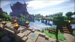 【Minecraft】ゆっくり街を広げていくよ part5-2