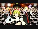 【MMD】ドーナツホール 「チーム黒(ノワール)選抜」
