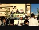 橋下市長と共産党信者が街頭演説でガチバトルw共産党信者に呆れる聴衆