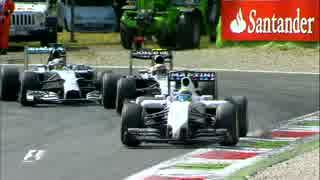 F1 2014 Rd.13 Italy Grand Prix Race Edi