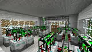 【Minecraft】豆腐工場建設日記 part7【