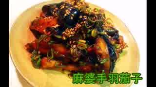 【手羽料理祭】麻婆手羽茄子