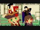 【APヘタリアMMD】しゃち式・ドット英日のエレクトリック・マジック thumbnail