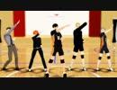 【MMDHQ!!】上位5人でClimax Jump