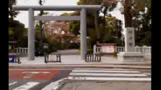 2014年04月10日 阿佐ヶ谷アニメストリート - 神明宮