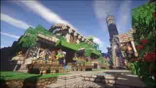 【Minecraft】ゆっくり街を広げていくよ part6-1