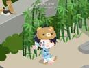 アメーバピグで林檎花火とソーダの海を踊ってみました。 或斗