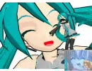 【MikuMikuDance】ミクにハナマル☆センセイションを踊ってもらった