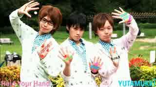 【ゆたむっきー】Perfume-Hold your hand【踊ってみた】