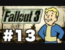 【Fallout3】危険なお散歩【実況】#13