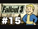 【Fallout3】危険なお散歩【実況】#15