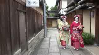 京都・石塀小路を歩いてみた。