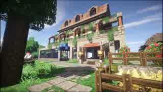 【Minecraft】ゆっくり街を広げていくよ part7-1
