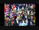 【ニコニコ動画】【MSSP5周年】5年分のFB詰めてみた【FB生誕祭】を解析してみた