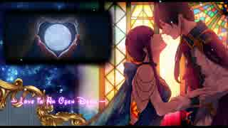 ◆ Disney❄とびら開けて 歌ってみた Ver.紫蓮 と せんせい ◆