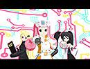 Hi☆sCoool! セハガール EDテーマ「若い力 -SEGA HARD GIRLS MIX-」(TV...
