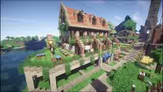 【Minecraft】ゆっくり街を広げていくよ part7-2