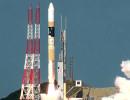 H-IIAロケット25号機/静止気象衛星ひまわり8号 打上げ【SD】
