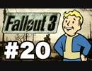 【Fallout3】危険なお散歩【実況】#20