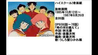 80年代アニメ主題歌集 ハイスクール!奇面組