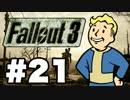 【Fallout3】危険なお散歩【実況】#21