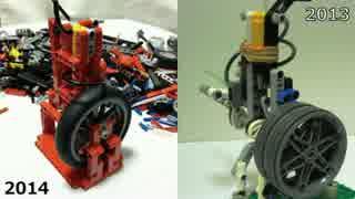 LEGO単気筒エンジンで高速回転チャレンジ