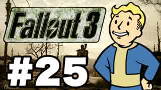 【Fallout3】危険なお散歩【実況】#25