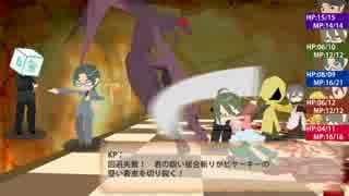 【CoCリプレイ】闇をゆく者達の宴 PartFin