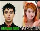 【Green Day vs Paramore】- Misery Business & Boulevard Of...