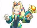 新ロックマンX ゼERO パレットちゃん
