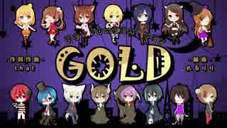 GOLD ~Halloween ver~ ✶゚ฺ。 thumbnail