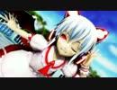 【東方MMD】レミリア様も DECORATOR【猫耳ミニスカ】