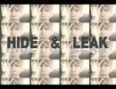 VALSHE/バルシェの『HIDE & LEAK』 歌ってみた